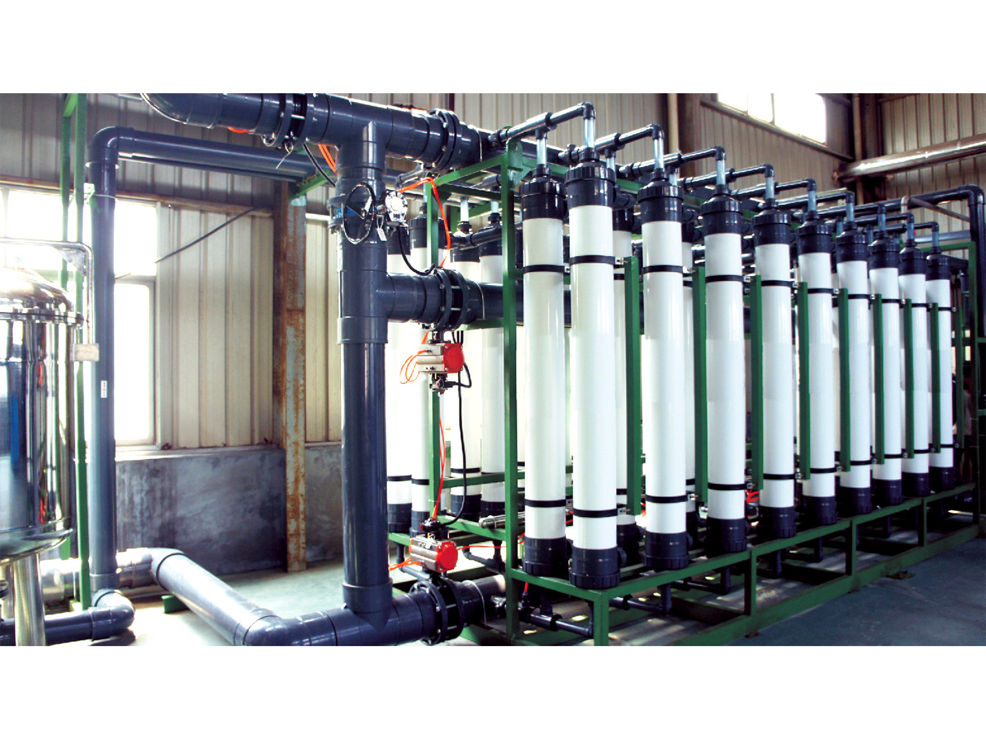 Ultrafiltration-Serastring